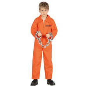 Guirca Dětský kostým Vězeň Velikost - Děti: M