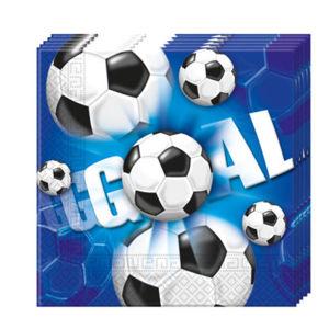 Procos Ubrousky Fotbal - modré 20 ks