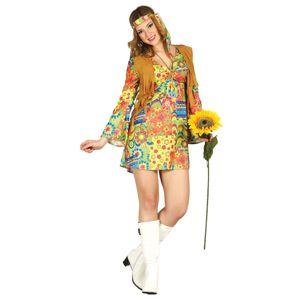 Guirca Dámsky kostým Hippies Velikost - dospělý: M