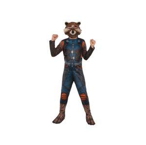 Rubies Dětský kostým Rocket (Strážcovia galaxie) Velikost - Děti: S