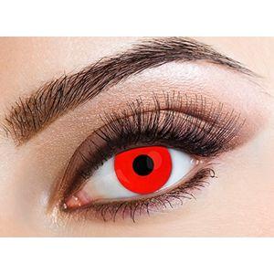 Eyecasions Čočky Red Devil