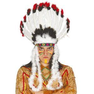 Guirca Dlhá Indiánska čelenka