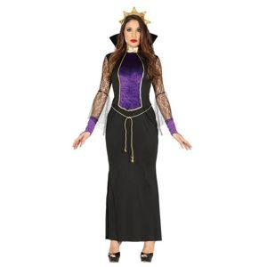 Guirca Dámský kostým - Královna Zloba Vládkyně zla Velikost - dospělý: M
