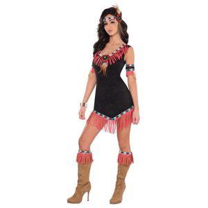 Amscan Dámský kostým - Princezna vycházejícího slunce Velikost - dospělý: S
