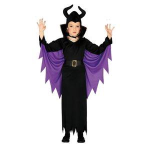 Guirca Dětský kostým - Vládkyně zla Velikost - Děti: S