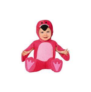 Guirca Dětský kostým pro nejmenší - Malý Plameňák Velikost: 12 - 24 měsíců