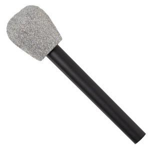 Amscan Mikrofon s flitry 80-roky