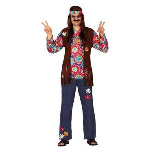 Guirca Pánský kostým - Hipisák Velikost - dospělý: M