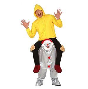 Guirca Pánský kostým - Chodící Klaun