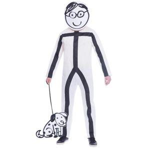 Amscan Pánský kostým - hůlkový muž