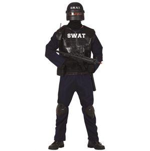 Guirca Pánský kostým - SWAT Velikost - dospělý: L