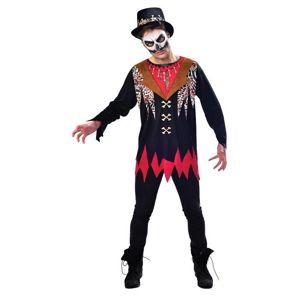 Amscan Pánský kostým - Voodoo doktor Velikost - dospělý: M