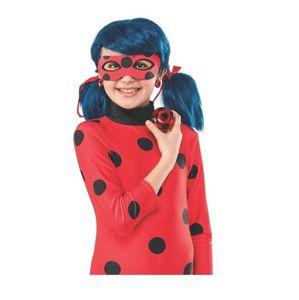 Rubies Set - Náušnice a jojo (Zázračná beruška Ladybug)