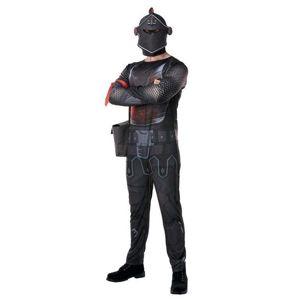 Rubies Pánský kostým - Black Knight Fortnite Velikost - dospělý: M