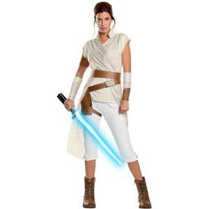 Rubies Dámský deluxe kostým - Rey (Star wars) Velikost - dospělý: S