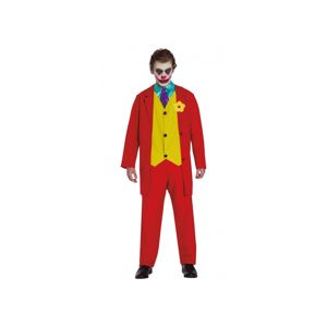 Guirca Pánský kostým - Joker Mr. Smile Velikost - dospělý: M