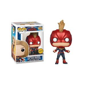Funko POP figurka Marvel Captain Marvel with Chase