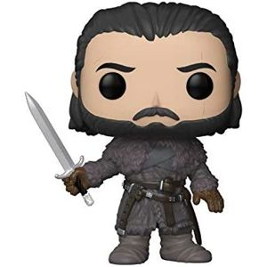 Funko POP figurka Game of Thrones: Jon Snow (Beyond the Wall)