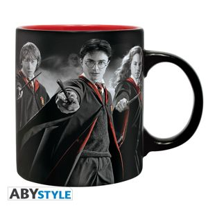 ABY style Hrnek Harry Potter - Harry, Ron, Hermiona