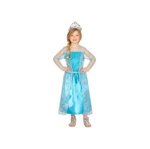 Guirca Dětský kostým - Ledová princezna Velikost - Děti: S