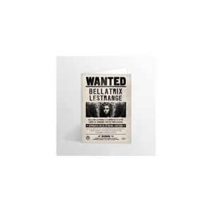 Minalima Pohlednice Bellatrix - Harry Potter