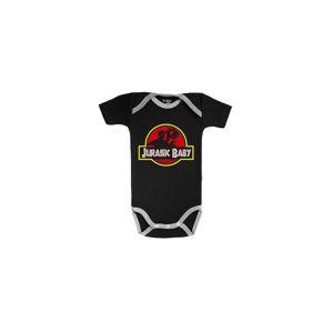 Baby-Geek Dětské body - Jurassic Baby Velikost nejmenší: 6 - 12 měsíců