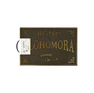 Pyramid Gumová rohožka před dveře Harry Potter (Alohomora)