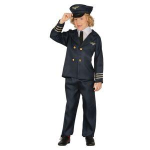 Guirca Dětský kostým Pilot Velikost - Děti: L