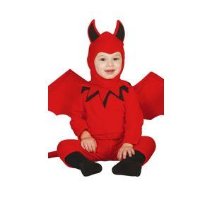 Guirca Dětský kostým Malý ďáblík Velikost: 12-24 měsíců (výška 92-95cm)